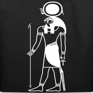 RA egyptian god Bags & backpacks - Eco-Friendly Cotton Tote