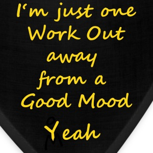 Quote Good Mood design by patjila2 2015 Caps - Bandana