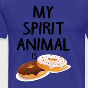 My Spirit Animal Is Douts T-Shirts - Men's Premium T-Shirt