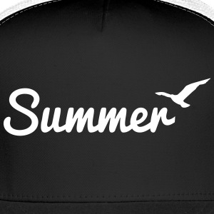 Summer Caps - Trucker Cap