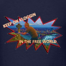 Keep On Vlogging In The Free World