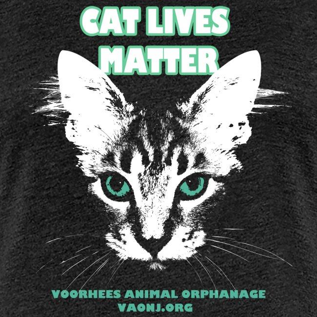 Cat Lives Matter Tee