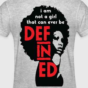 Can't Define Me Women's T-Shirts - Women's T-Shirt