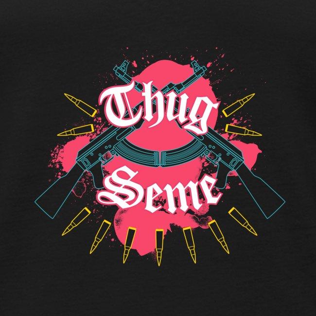 Thug Seme Tank Top