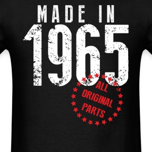 Made In 1965 All Original Parts T-Shirts - Men's T-Shirt