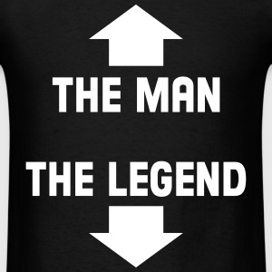 The Man-Legend T-Shirts - Men's T-Shirt