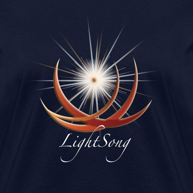 Womens LightSong Logo Tee