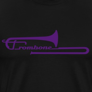 The Trombone II. T-Shirts - Men's Premium T-Shirt