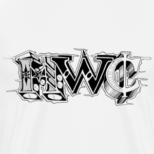 HWC STAMP TEE - Men's Premium T-Shirt