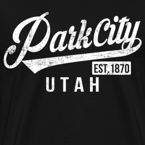 Park City Utah T-Shirts - Men's Premium T-Shirt