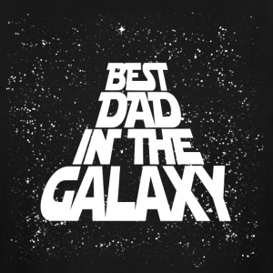 Best Dad in Galaxy T-Shirts - Men's Tall T-Shirt