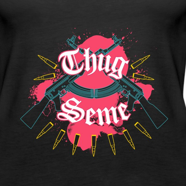 Ladies Thug Seme Tank Top