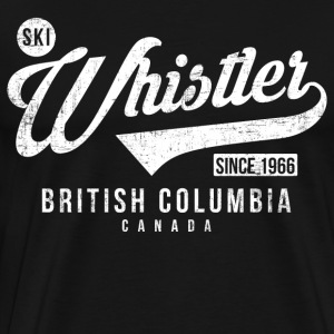 Whistler British Columbia T-Shirts - Men's Premium T-Shirt