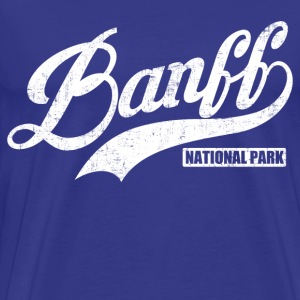 Banff National Park T-Shirts - Men's Premium T-Shirt