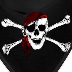 Pirate Skull and Crossbones - Bandana