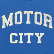 Design ~ Motor City Varsity