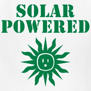 Solar Powered - Kids' T-Shirt