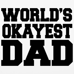 World's Okayest Dad Accessories - iPhone 6/6s Rubber Case