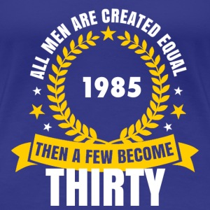 1985 thirty birthday Women's T-Shirts - Women's Premium T-Shirt
