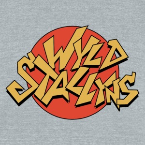 Wyld Stallyns T-shirt from Bill and Ted's - Unisex Tri-Blend T-Shirt