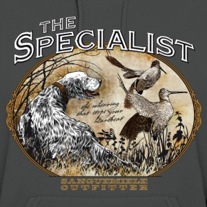 english setter specialist Hoodies - Women's Hoodie
