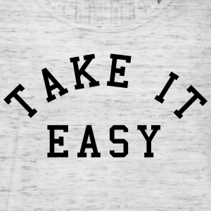 Take It Easy Tanks - Women's Flowy Tank Top by Bella