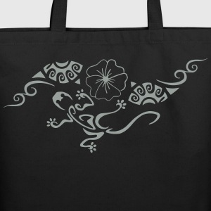 gecko Maori - Eco-Friendly Cotton Tote