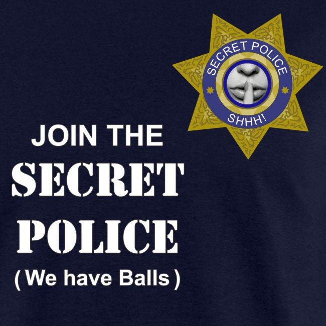 Secret Police Balls