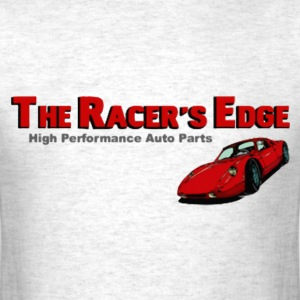 The Racer's Edge - Men's T-Shirt