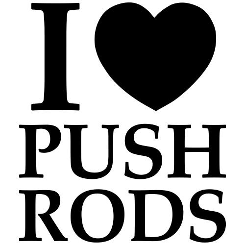 I Love Pushrods