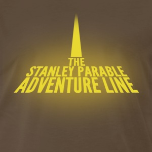 Adventure line - Men's Premium T-Shirt