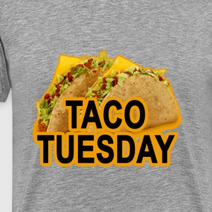 taco_tuesday_tshirt - Men's Premium T-Shirt