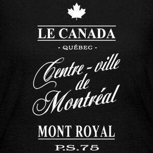 Montreal - Le Canada Long Sleeve Shirts - Women's Long Sleeve Jersey T-Shirt