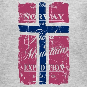 Norway - Fjord & Mountains Long Sleeve Shirts - Women's Long Sleeve Jersey T-Shirt