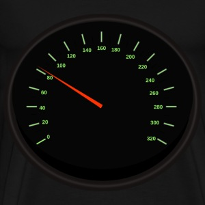 speedometer2 - Men's Premium T-Shirt