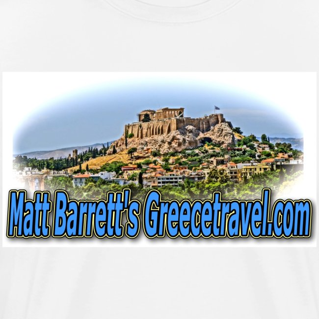 GREECE TRAVEL ACROPOLIS (MEN)