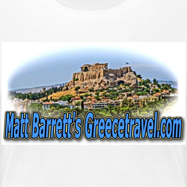GREECE TRAVEL ACROPOLIS (women)