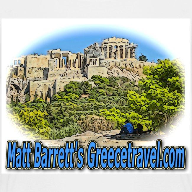GREECE TRAVEL ACROPOLIS 1 (kids)