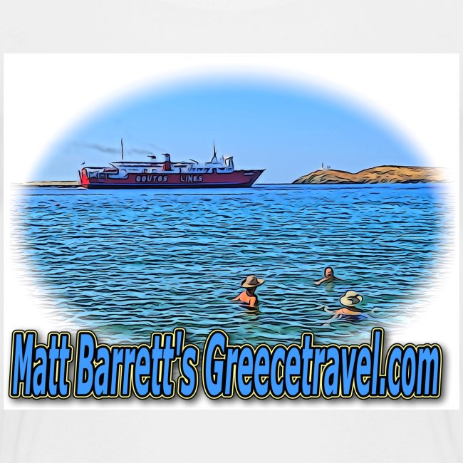 GreeceTravel Ferry Swimmers (kids)