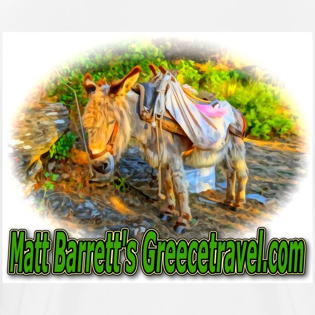 GreeceTravel Donkey (men)