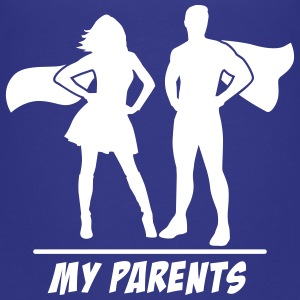 My Parents are Superheroes Baby & Toddler Shirts - Toddler Premium T-Shirt