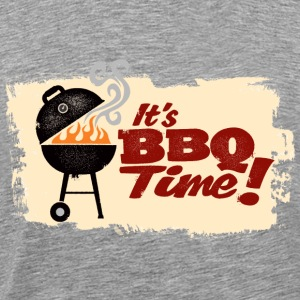 It's BBQ Time! - Men's Premium T-Shirt