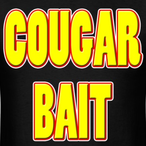 Cougar Bait - Men's T-Shirt