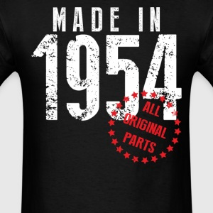 Made In 1954 All Original Parts T-Shirts - Men's T-Shirt