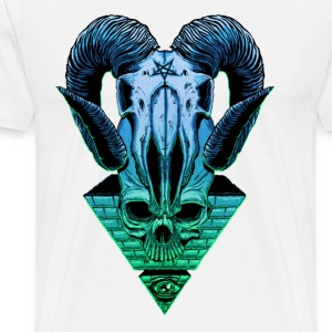 the all seeing eye T-Shirts - Men's Premium T-Shirt