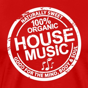OHOUSE WHITE.png T-Shirts - Men's Premium T-Shirt