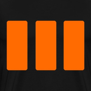 Black Ops 3 – Simplified Logo - Men's Premium T-Shirt