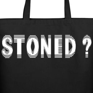 Stoned ? - Eco-Friendly Cotton Tote