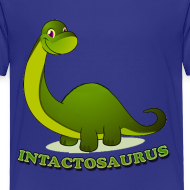 Design ~ Intactosaurus!