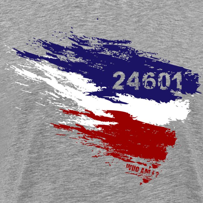 Les Miserables 24601 v3 T-Shirts
